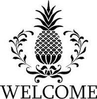 abacaxi, símbolo da hospitalidade