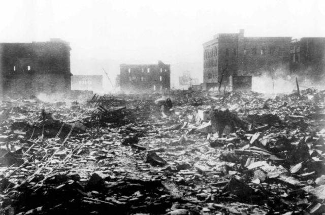 Bom atom yang dijatuhkan di Jepang pada masa perang dunia ke-2