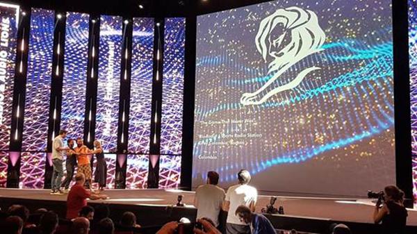 Blu Radio obtuvo galardones de oro, plata y bronce en los Cannes Lions