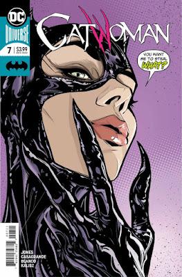 Catwoman núm. 7, de Joëlle Jones y Elena Casagrande.