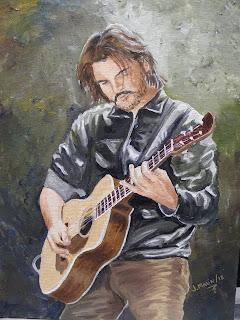 Juanes autor Jorge Marín