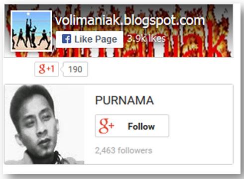 Admin Blog Volimaniak