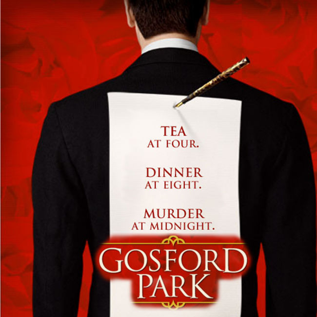 Every Robert Altman Movie Gosford Park 2001