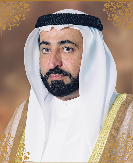 Sheikh de Sharjah Sultan bin Mohamed Al Qassimi