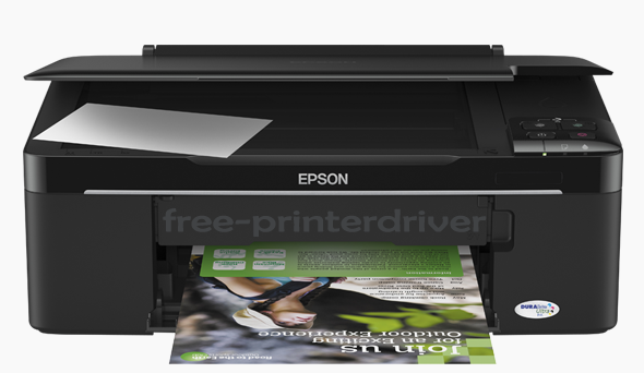 Epson Stylus SX125 TX121 TX120 NX120 Series Support & Drivers Download