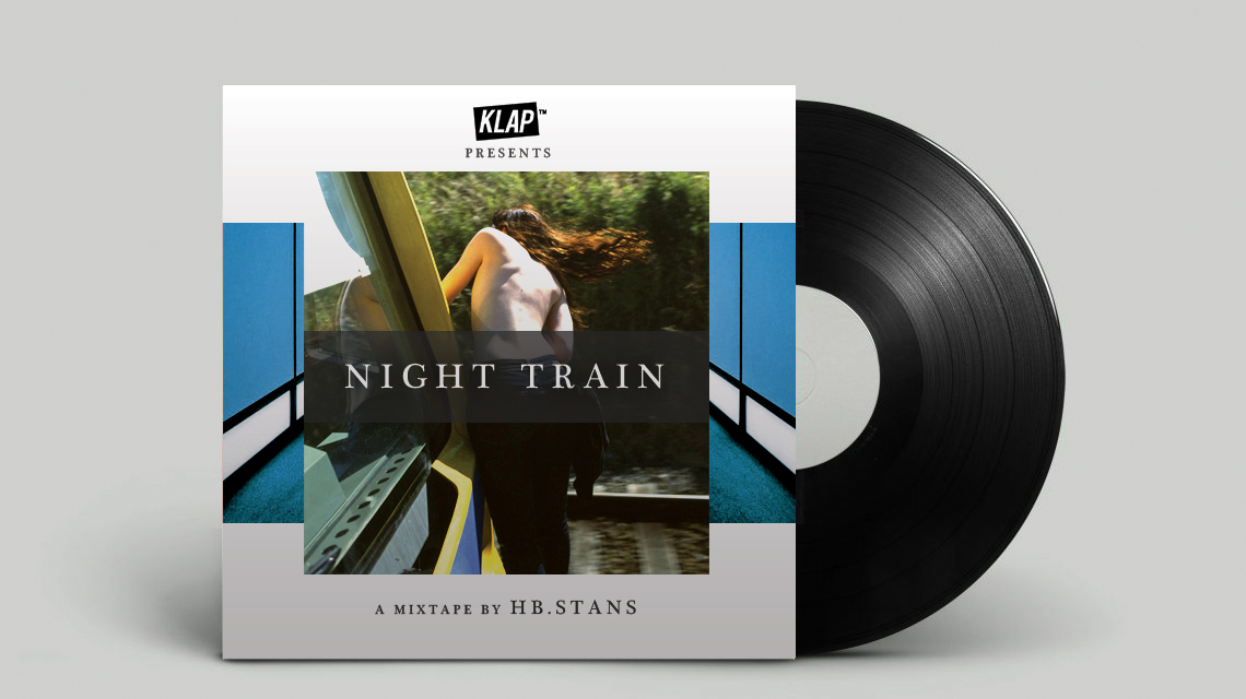 KLAP mixtape – NIGHT TRAIN | Das 80er Mixtape passend zum Wetter