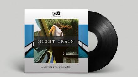 KLAP mixtape – NIGHT TRAIN | Das 80er Mixtape passend zum Wetter