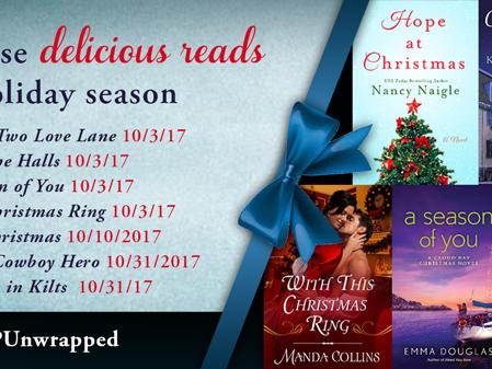 SMP Holiday Romance Blitz: Christmas In Kilts by Terri Brisbain, Lecia Cornwall, Brownwen Evans, Lavinia Kent, May McGoldrick