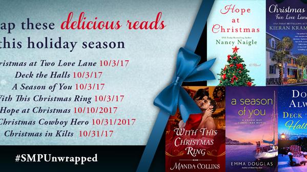 SMP Romance Holiday Blitz: Hope At Christmas by Nancy Naigle Review