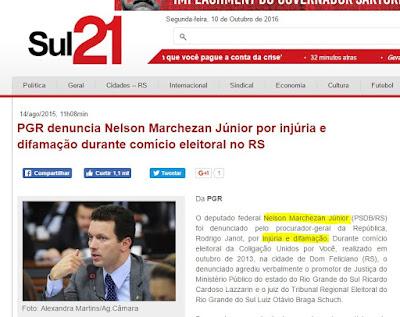 Notícias de Sebastião Melo e Marchezan Eleições Porto Alegre