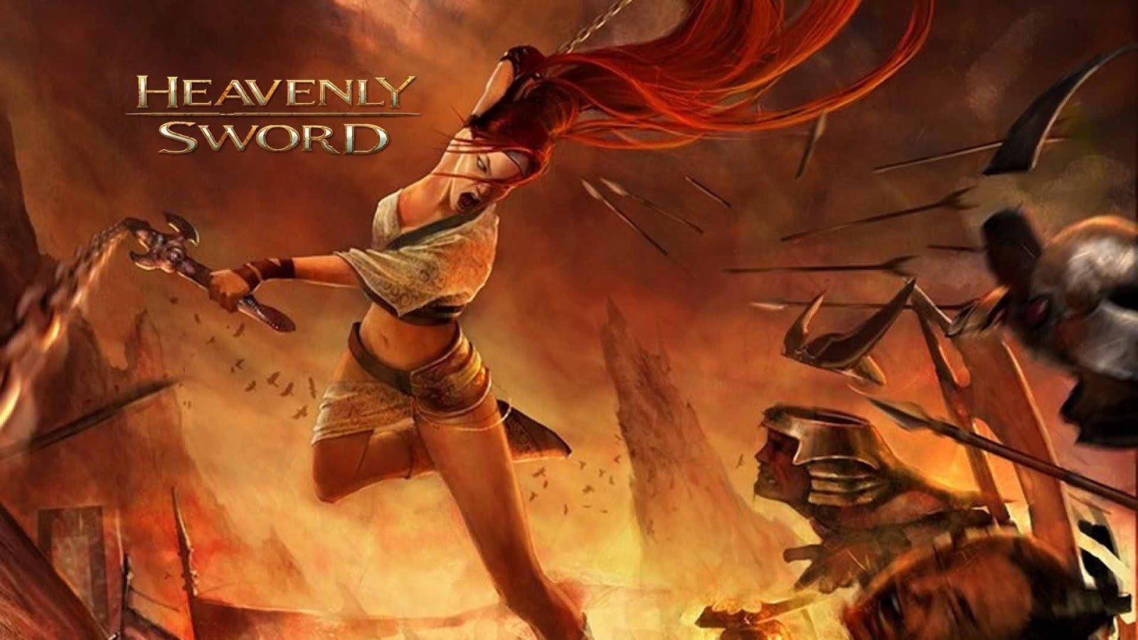 W A L L P A P E R2014 Heavenly Sword Hd Wallpapers