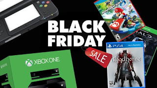 Black Friday and Cyber Monday deals for gamers