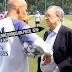 """Estamos enredando"" Florentino a Zidane"