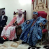 Sanusi Lamido, Alafin Of Oyo Storm Maiduguri For Unimaid Convocation