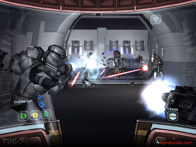 Star Wars Republic Commando Gameplay Screenshot 1