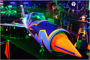 Random Facts Gest Laser Tag Arena In The World