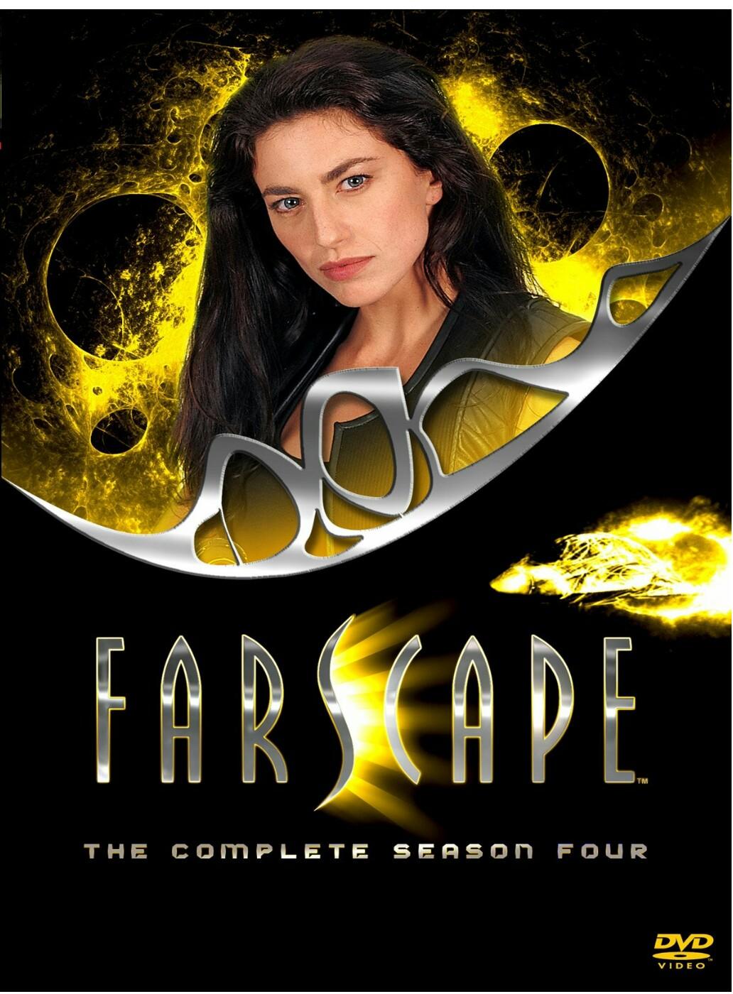 Farscape Temporada 4 [DVD-Rip] Español Castellano