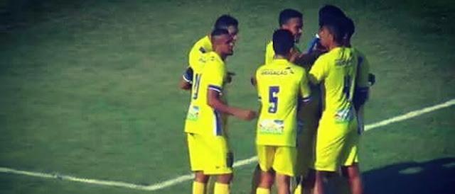 Com goleada histórica, Horizonte avança para semifinais da Taça Fares Lopes.