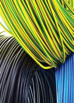 Instalaciones eléctricas residenciales - Aislamiento de los conductores eléctricos