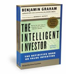 "Cover of the Book ""The Intelligent Investor"""