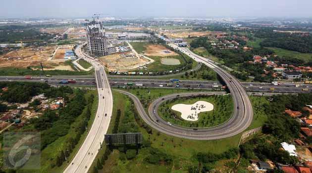 Wow, Kota Ilegal Meikarta 'Ditopang' 6 Proyek Infrastruktur yang Dibiayai Dana Haji?