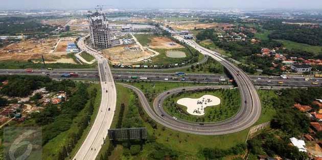 """Wow, Kota Ilegal """"Meikarta"""" Ditopang 6 Proyek Infrastruktur yang Dibiayai Dana Haji?"""
