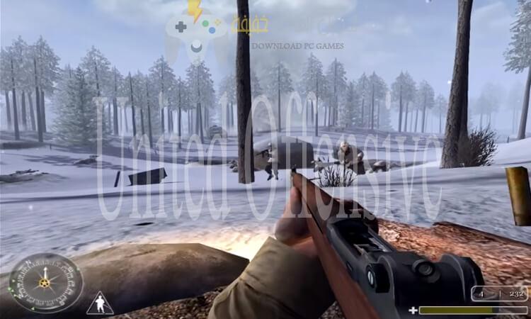 تحميل جميع اجزاء لعبة Call of Duty للكمبيوتر 12