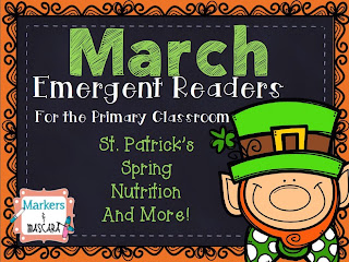 https://www.teacherspayteachers.com/Product/March-Emergent-Readers-1702451
