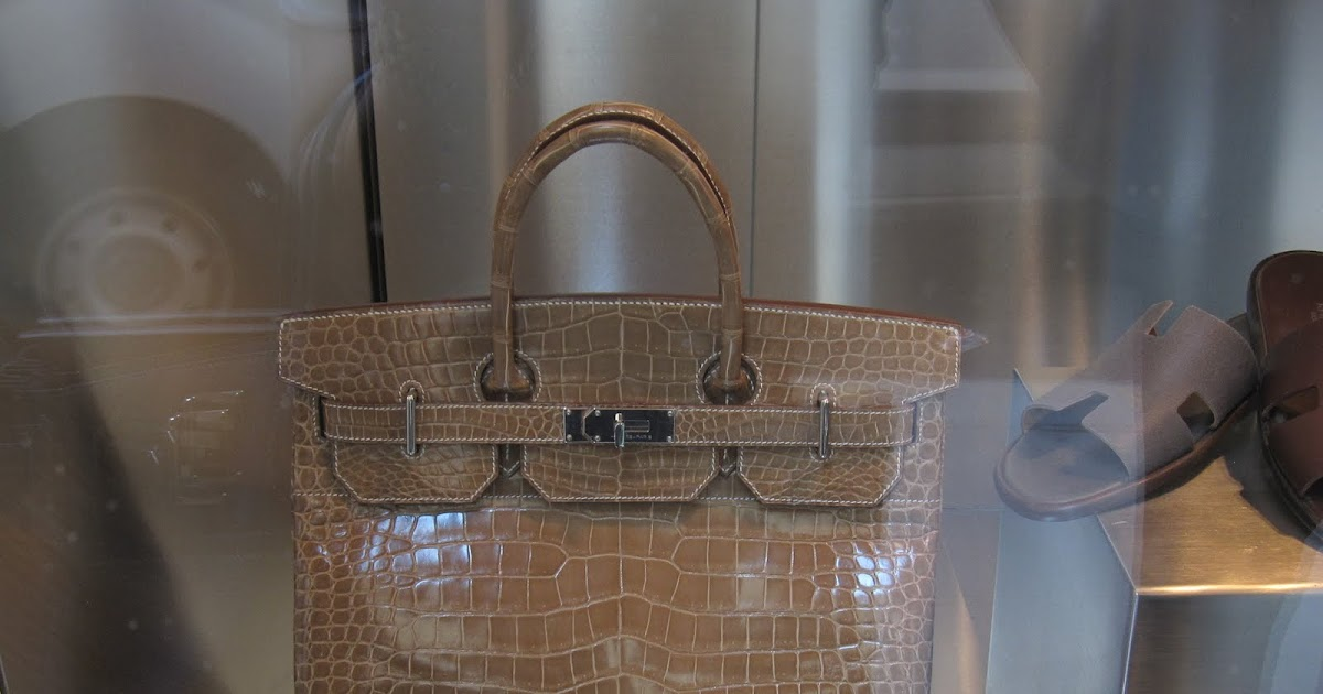 18b7a58bcbfe Fashion PULIS  Search for the Hermes Haut a Courroie (HAC)