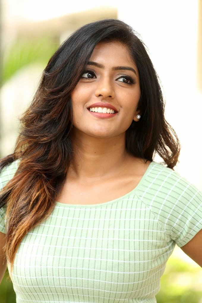 Eesha at Darshakudu Press Meet Event Gallery