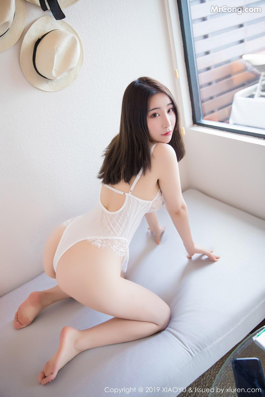 Image XiaoYu-Vol.147-Cherry-MrCong.com-003 in post XiaoYu Vol.147: 绯月樱-Cherry (66 ảnh)