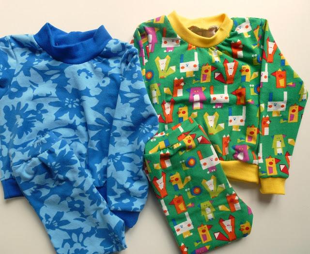 Baby pyjama's