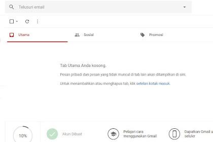 Cara Mengganti Password Atau Kata Sandi Gmail Dengan Mudah