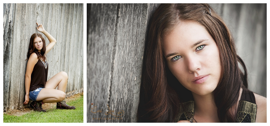 Senior portrait by Green Bay photographer Casi Lea Photography www.CasiLea-Photography.com