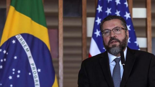 Brasil censura a países que optan por el diálogo sobre Venezuela