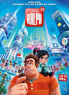 Affiche du film Ralph 2 de Disney