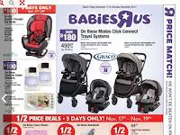 Babies flyer this week November 17 - 23, 2017