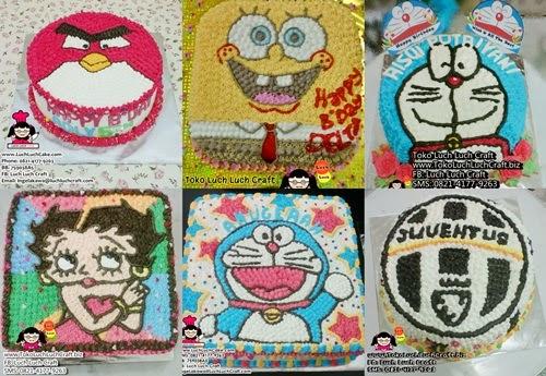 kue tart ulang tahun daerah surabaya - sidoarjo