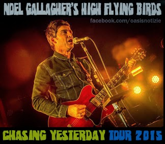 Noel Gallagher Tour Dates
