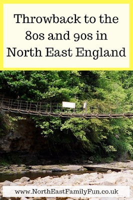 Throwback to the 80s and 90s - My childhood memories of days out in North East England