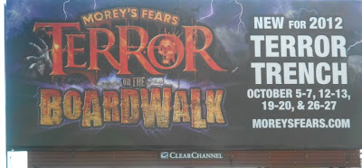 Morey's Fears - Terror on the Boardwalk in Wildwood New Jersey