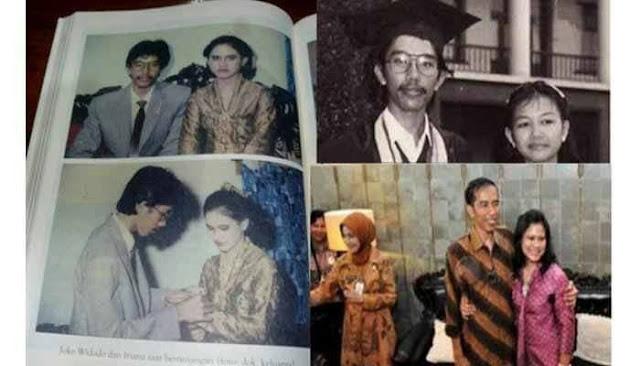 Selamat Ulang Tahun Pernikahan Presiden Jokowi dan Ibu Iriana ke-31
