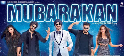 Mubarakan Movie Reviews