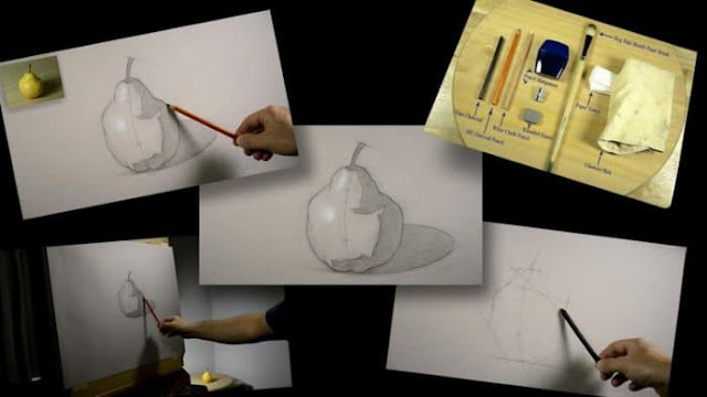 Drawing Lesson For Beginners