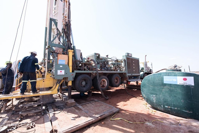 How To Install A Borehole In Nigeria