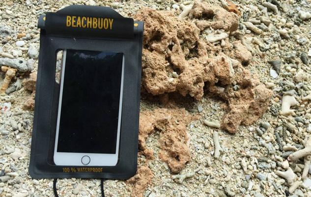 Beachbuoy Waterproof Case, Waterproof Smartphone Case