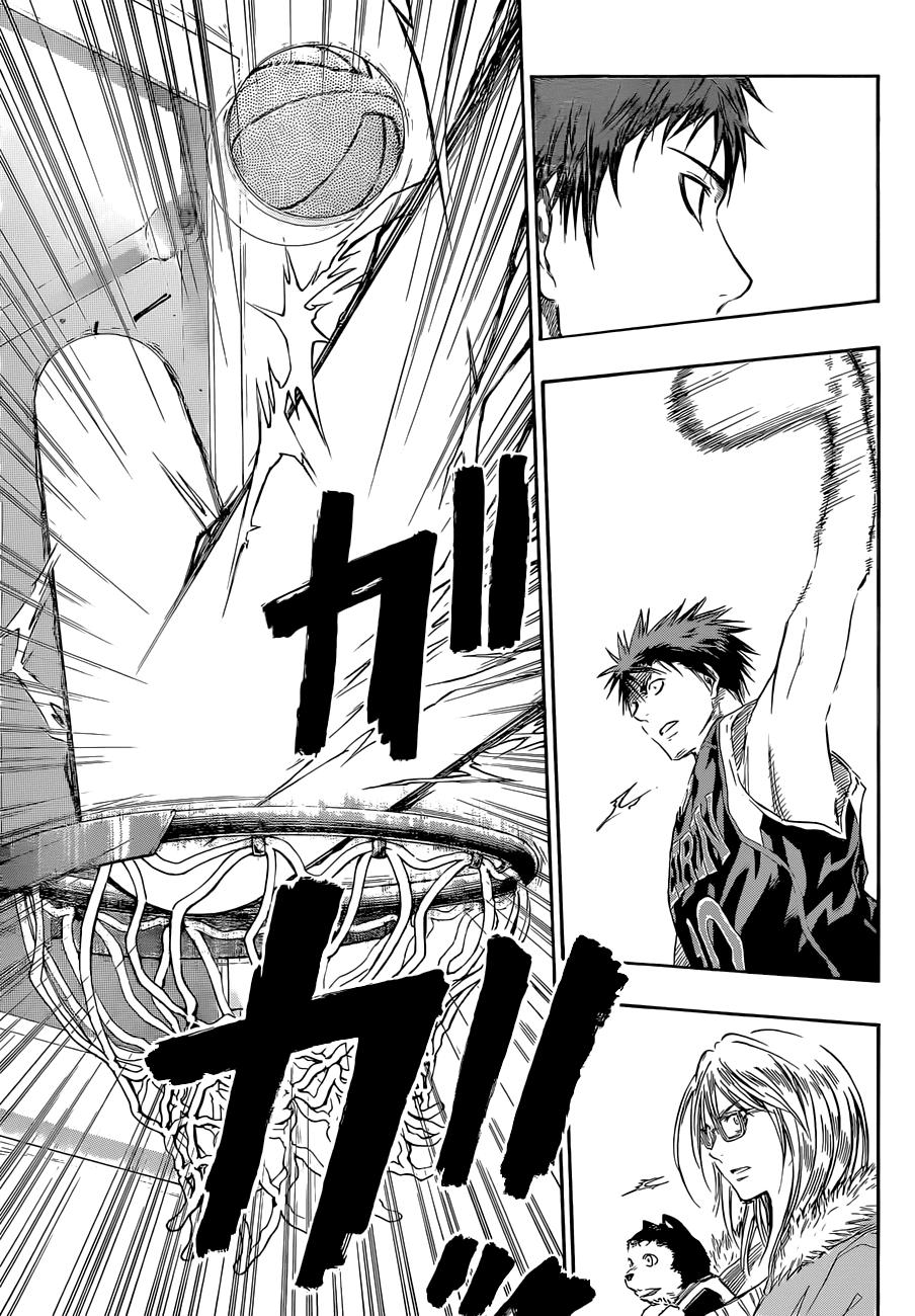 Kuroko No Basket chap 234 trang 14
