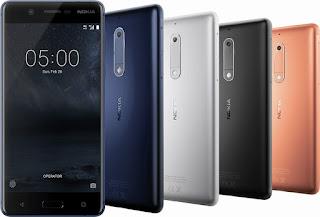 4 Ponsel Nokia Terbaru Segera Meluncur di 120 Negara, Indonesia?