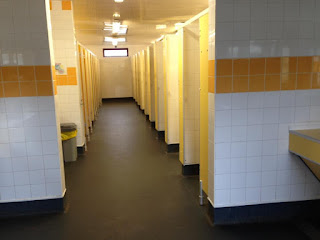 Toilets at Haven's Wild Duck Park