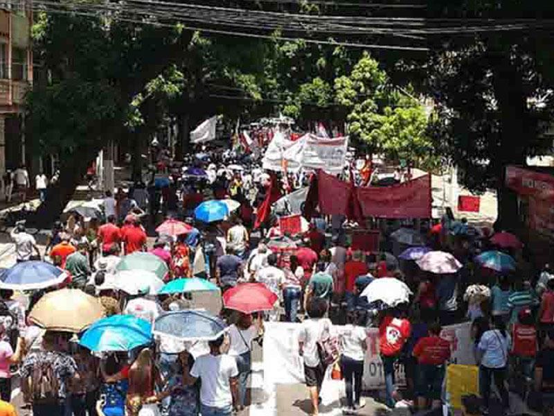 Brasil vive Día Nacional de Movilización contra reformas de Temer